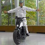 Honda giới thiệu môtô tự cân bằng tại CES 2017