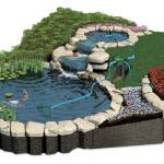 Hệ thống lọc hồ cá Koi: Cần thiết kế sao cho tốt?