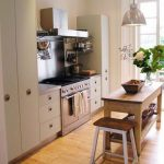Thiết kế căn bếp nhỏ tiện lợi ai cũng mê