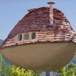 10 ngôi nhà có kiến trúc kỳ lạ nhất hành tinh