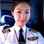 3 nữ phi công Việt xinh như hot girl