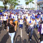 6.000 người chạy bộ hưởng ứng ngày Sức khỏe răng miệng thế giới