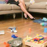 8 lý do nhà bẩn tốt hơn cho hôn nhân