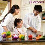 Những thói quen gây hại cho sức khỏe khi nấu ăn