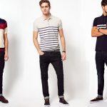 Cách chọn áo thun hợp dáng người cho nam giới