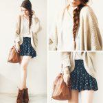 Mix áo len dạo phố ngày se lạnh