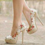 Lựa chọn giày cao gót phù hợp khi đi dự tiệc