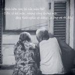 """Bộ ảnh """"ngôn tình"""" chụp trộm cặp vợ chồng già U80"""