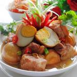 Cách nấu món thịt kho tàu ngon đúng điệu