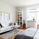 Căn hộ 36m² có cách lưu trữ và bài trí nội thất cực thông minh