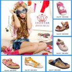 Mùa Hè chọn giày gì cho các bé?