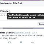 Facebook 'tiếp tay' cho người dùng spam bạn bè