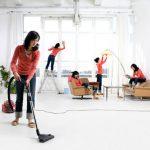 Cách giữ nhà sạch sẽ